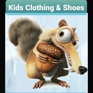 Childrens Clothing & Shoes
